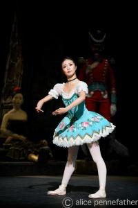 Shiori Kase as Coppélia - ENB